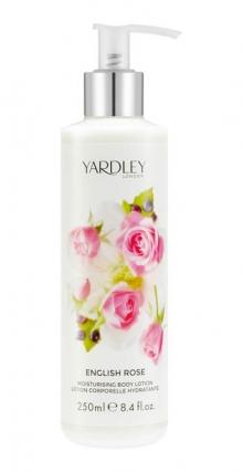 Увлажняющий лосьон с ароматом Английской Розы