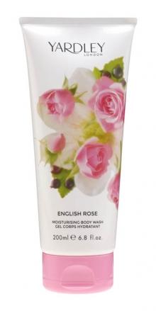 Жидкое мыло с ароматом Английской Розы
