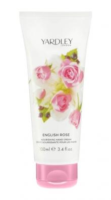 Крем для рук и ногтей с ароматом Английской Розы